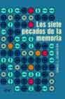 Libro LOS SIETE PECADOS DE LA MEMORIA
