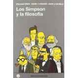 Libro LOS SIMPSON Y LA FILOSOFIA
