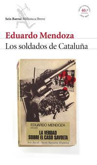 Libro LOS SOLDADOS DE CATALUÑA