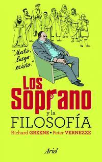 Libro LOS SOPRANO Y LA FILOSOFIA