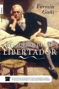 Libro LOS SUEÑOS DE UN LIBERTADOR