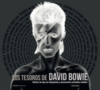 Libro LOS TESOROS DE DAVID BOWIE