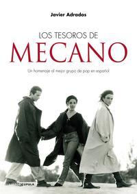 Libro LOS TESOROS DE MECANO