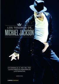 Libro LOS TESOROS DE MICHAEL JACKSON