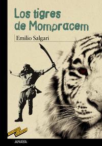 Libro LOS TIGRES DE MOMPRACEM
