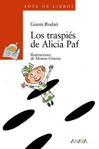Libro LOS TRASPIES DE ALICIA PAF