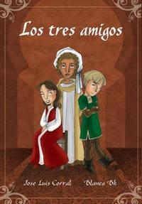 Libro LOS TRES AMIGOS