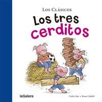 Libro LOS TRES CERDITOS