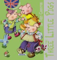 Libro LOS TRES CERDITOS / THE THREE LITTLE PIGS