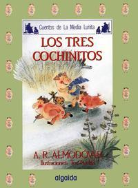 Libro LOS TRES COCHINITOS