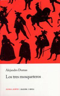 Libro LOS TRES MOSQUETEROS