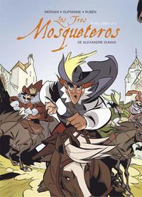 Libro LOS TRES MOSQUETEROS II