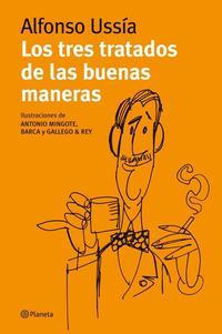 Libro LOS TRES TRATADOS DE LAS BUENAS MANERAS