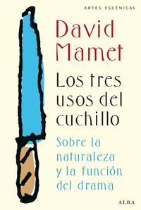 Libro LOS TRES USOS DEL CUCHILLO