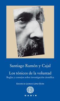 Libro LOS TÓNICOS DE LA VOLUNTAD