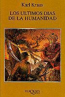 Libro LOS ULTIMOS DIAS DE LA HUMANIDAD