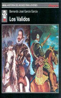 Libro LOS VALIDOS
