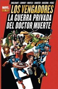 Libro LOS VENGADORES. LA GUERRA PRIVADA DE DOCTOR MUERTE
