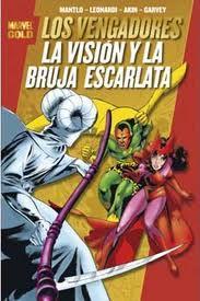 Libro LOS VENGADORES: LA VISION Y LA BRUJA ESCARLATA