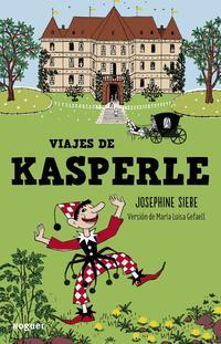 Libro LOS VIAJES DE KASPERLE