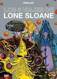 Libro LOS VIAJES DE LONE SLOANE
