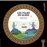Libro LOS VIAJES DE ULISES