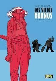 Libro LOS VIEJOS HORNOS 02: BONNY Y PIERROT