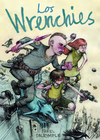Libro LOS WRENCHIES