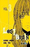 Libro LOST BRAIN Nª 3