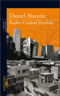 Libro LOST CITY RADIO