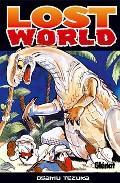 Libro LOST WORLD