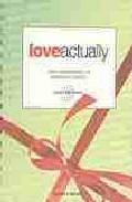 Libro LOVE ACTUALLY