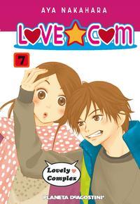 Libro LOVE COM 7