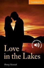 Libro LOVE IN THE LAKES LEVEL 4 INTERMEDIATE