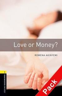 Libro LOVE OR MONEY?