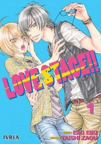 Libro LOVE STAGE Nº 1
