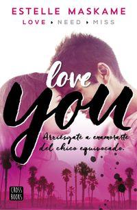 Libro LOVE YOU