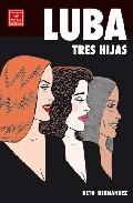 Libro LUBA: TRES HIJAS