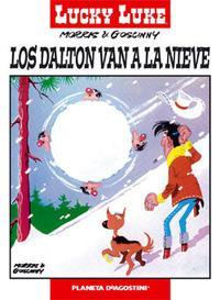 Libro LUCKY LUKE 14: LOS DALTON VAN A LA NIEVE