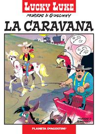 Libro LUCKY LUKE 15: LA CARAVANA