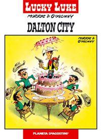 Libro LUCKY LUKE 25: DALTON CITY