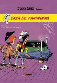 Libro LUCKY LUKE CLASSICS 08: CAZA DE FANTASMAS