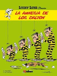 Libro LUCKY LUKE CLASSICS Nº 4: LA AMNESIA DE LOS DALTON