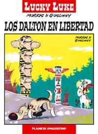 Libro LUCKY LUKE Nº 12: LOS DALTON EN LIBERTAD