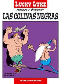 Libro LUCKY LUKE Nº 13: LAS COLINAS NEGRAS
