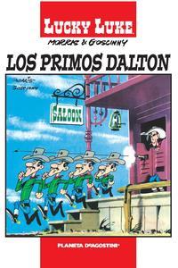 Libro LUCKY LUKE Nº 1: LOS PRIMOS DALTON