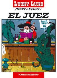 Libro LUCKY LUKE Nº 4: EL JUEZ