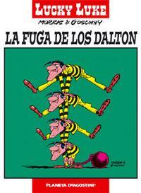 Libro LUCKY LUKE Nº 5: LA FUGA DE LOS DALTON