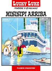 Libro LUCKY LUKE Nº 7: MISSISSIPI ARRIBA