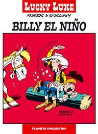 Libro LUCKY LUKE Nº 8: BILLY EL NIÑO